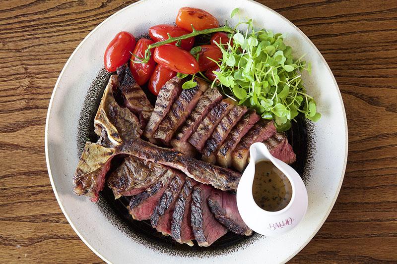 Banjo Jersey Tomahawk Steak