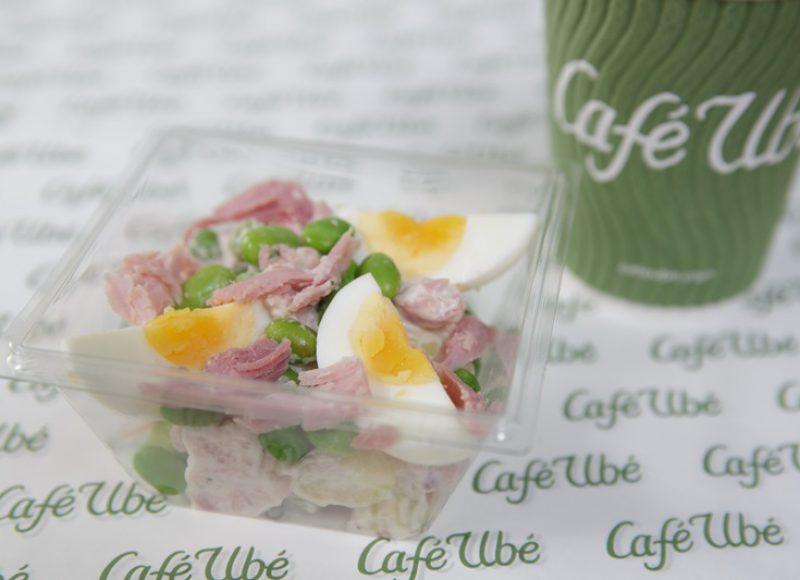 Café Ubé Ham Hock Salad
