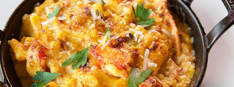 Banjo Lobster Mac & Cheese
