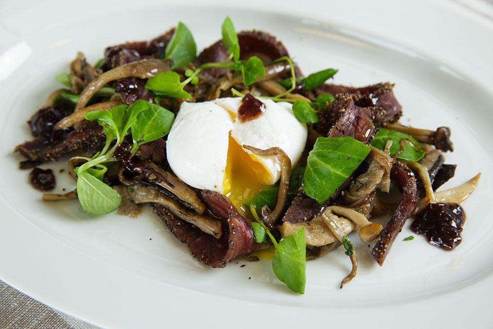 Oyster Box Beef Salad