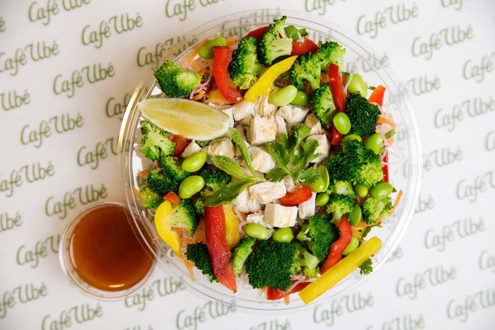 Vietnamese Rice Noodle Salad- Café Ubé Jersey