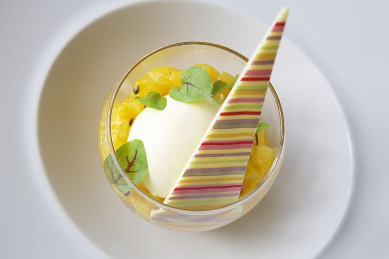 Oyster Box Dessert