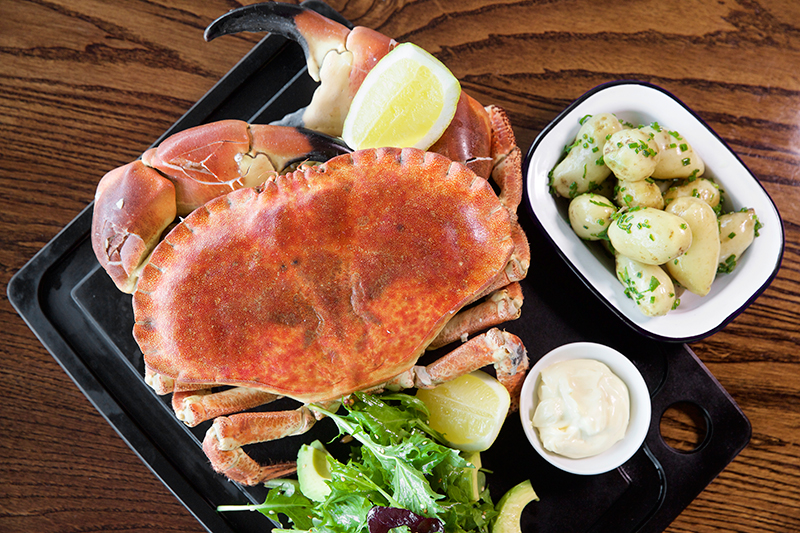Jersey Crab Shack Whole Chancre Crab