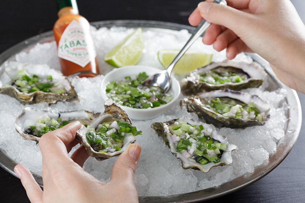 Banjo Jersey Chilled Oysters