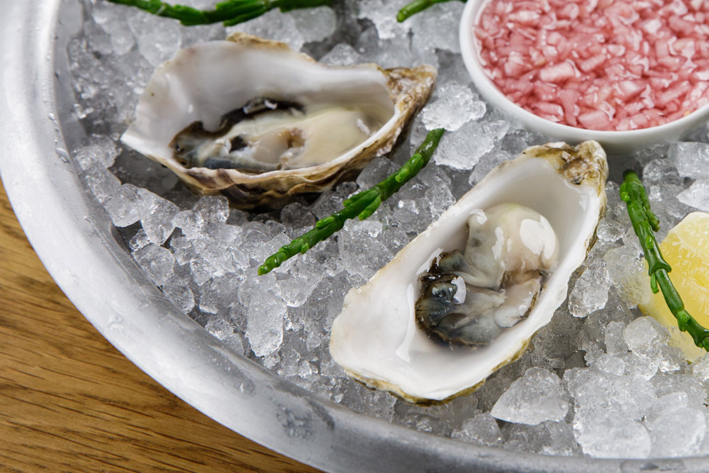 Oyster Box Chilled Rock Oysters