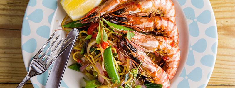 Seafood Week at JPRestaurants