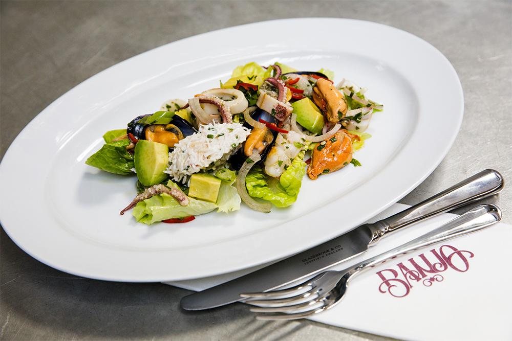 Banjo Seafood Salad