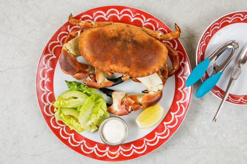 Jersey Crab Shack Seafood Special