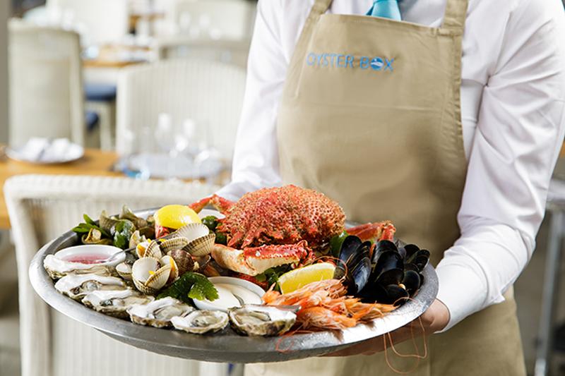 Oyster Box Fish Platter