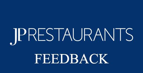 JPRestaurants Feedback
