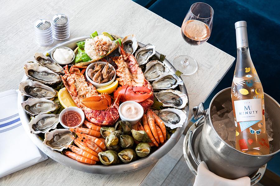 Oyster Box Fruits de Mer