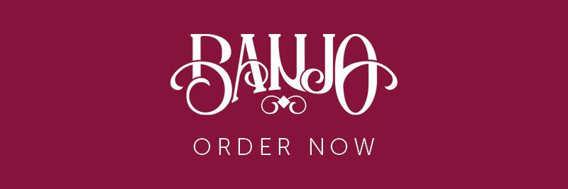 Banjo Order Button