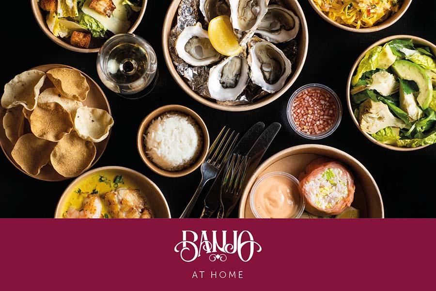 Banjo at Home Web Image